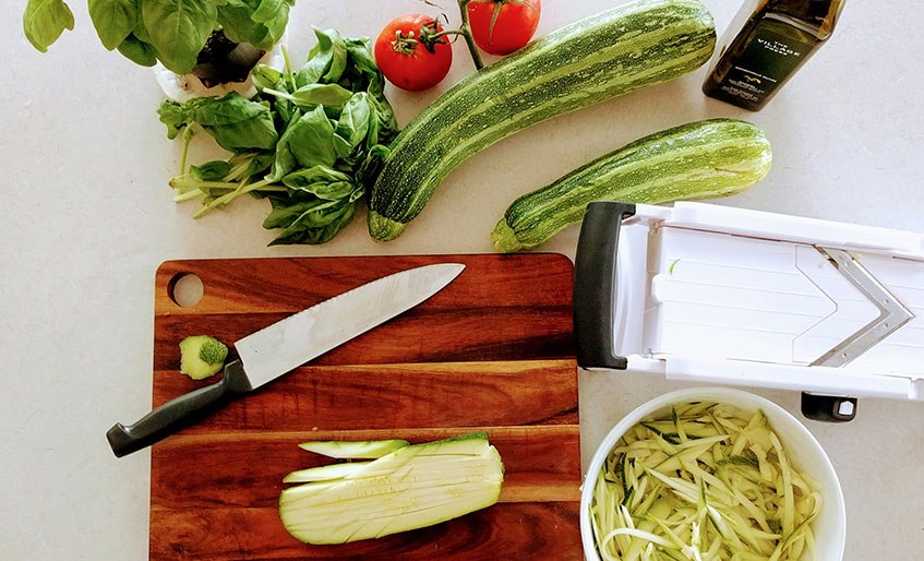 zuchinni ingredients
